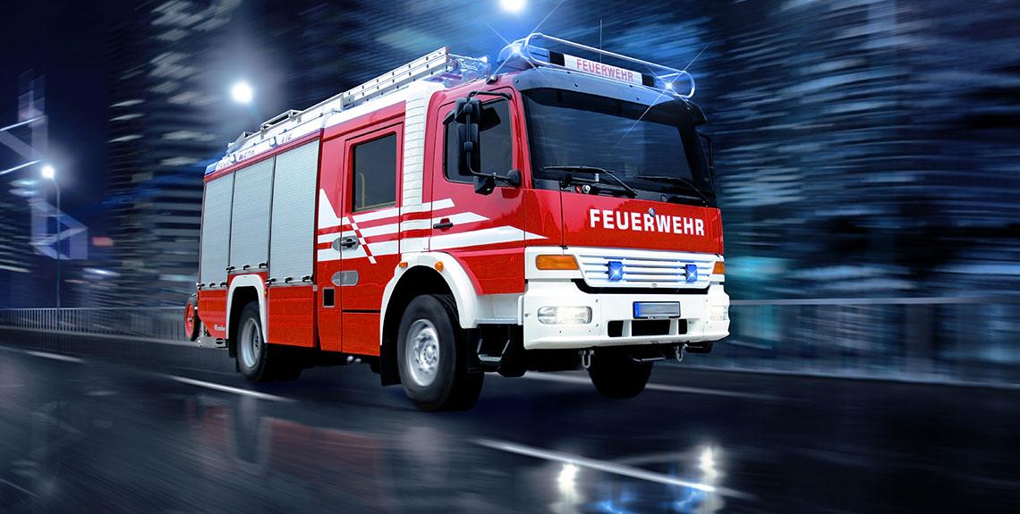 10/2017 Führungsgruppe Bregtal Gebäudebrand Furtwangen