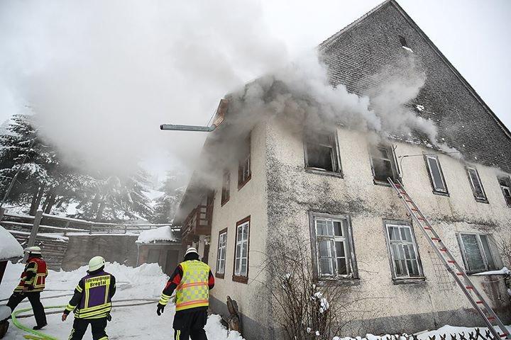 27 / 2018 Gebäudebrand