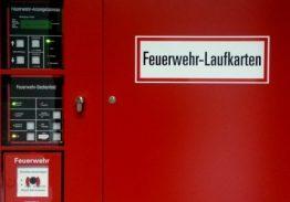30 / 2021 Brandmeldeanlage Luisenhof