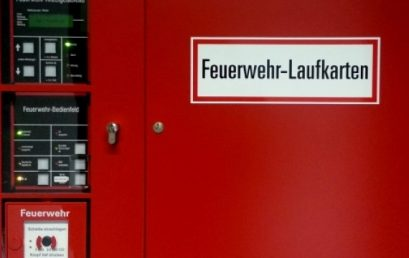 35 / 2018 Brandmeldeanlage Heim Fischerhof