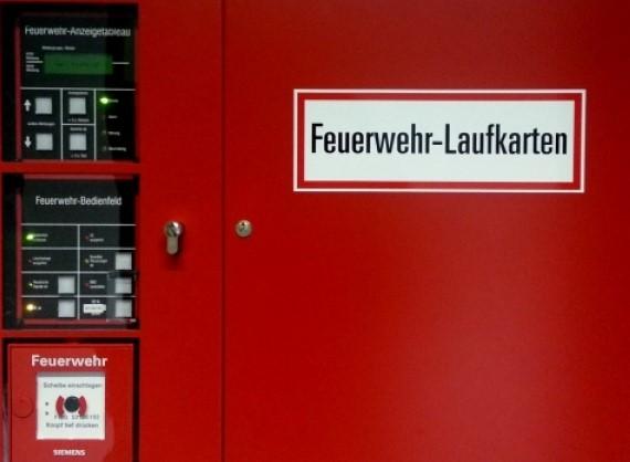 17 / 2019 Brandmeldeanlage Luisenhof