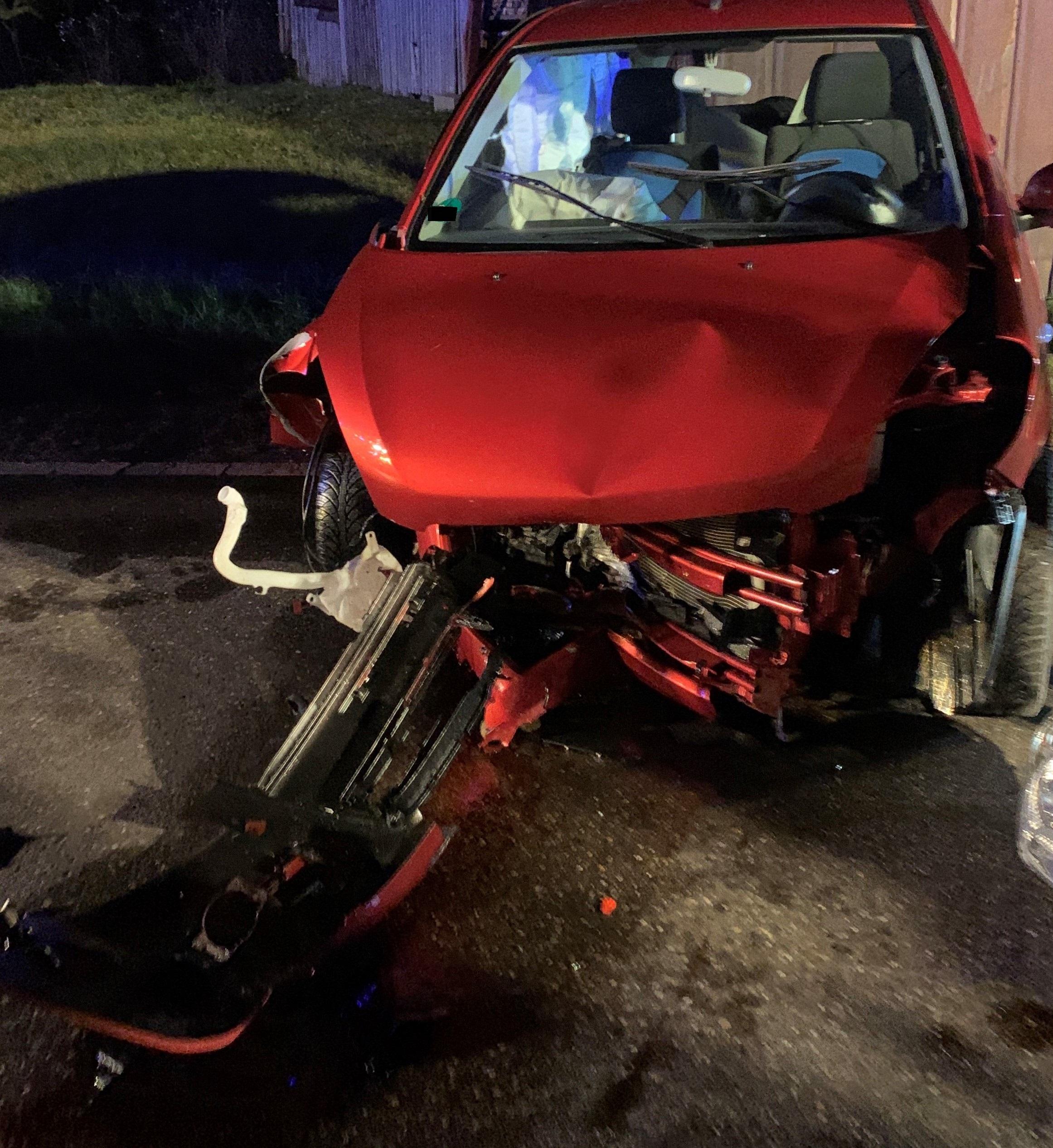 20 / 2019 Technische Hilfeleistung Verkehrsunfall