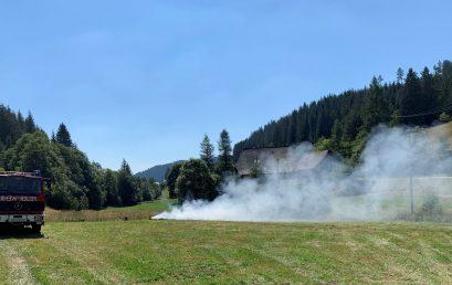 062 / 2020 Flächenbrand