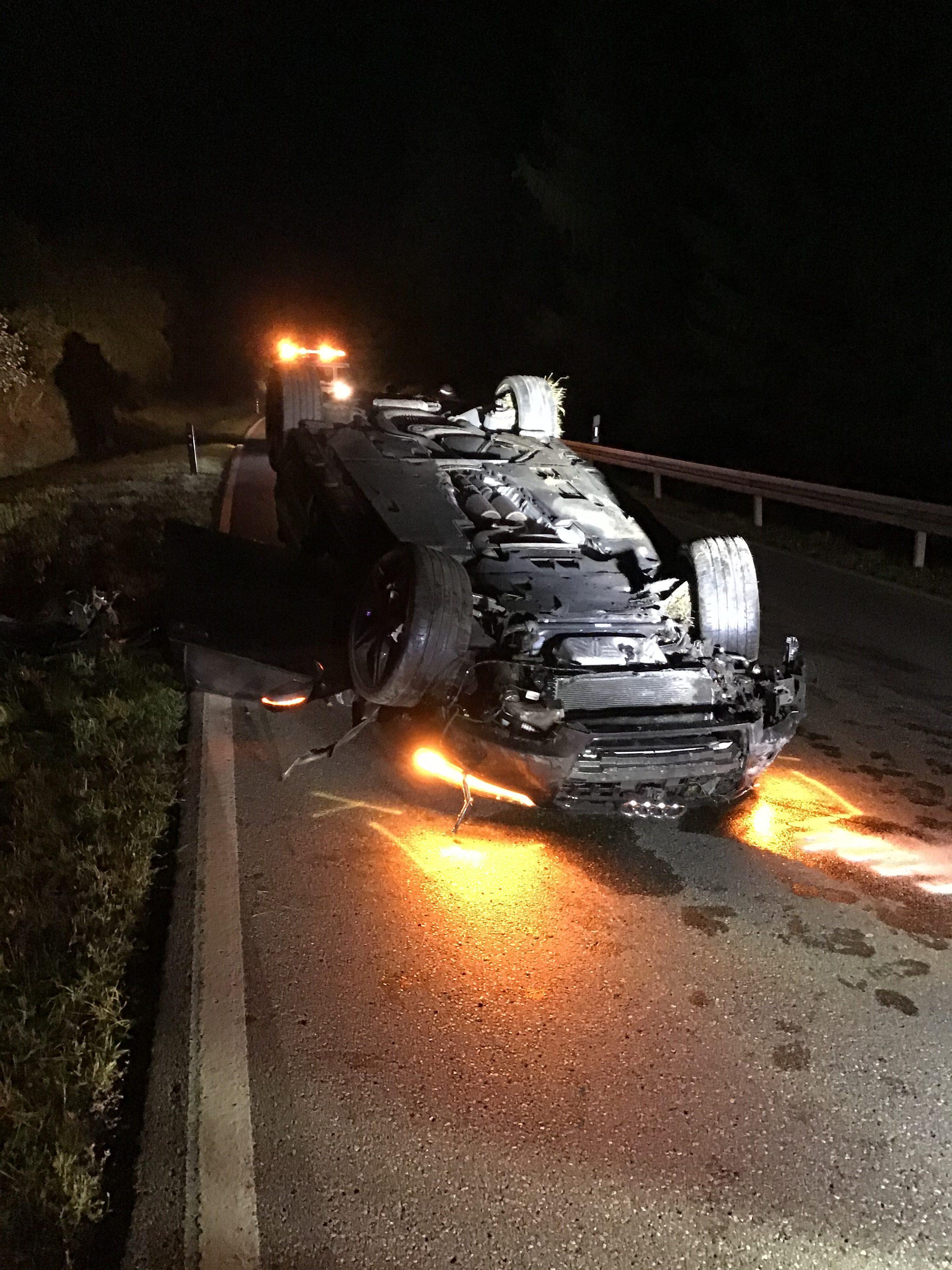 68 / 2020 Verkehrsunfall K5734