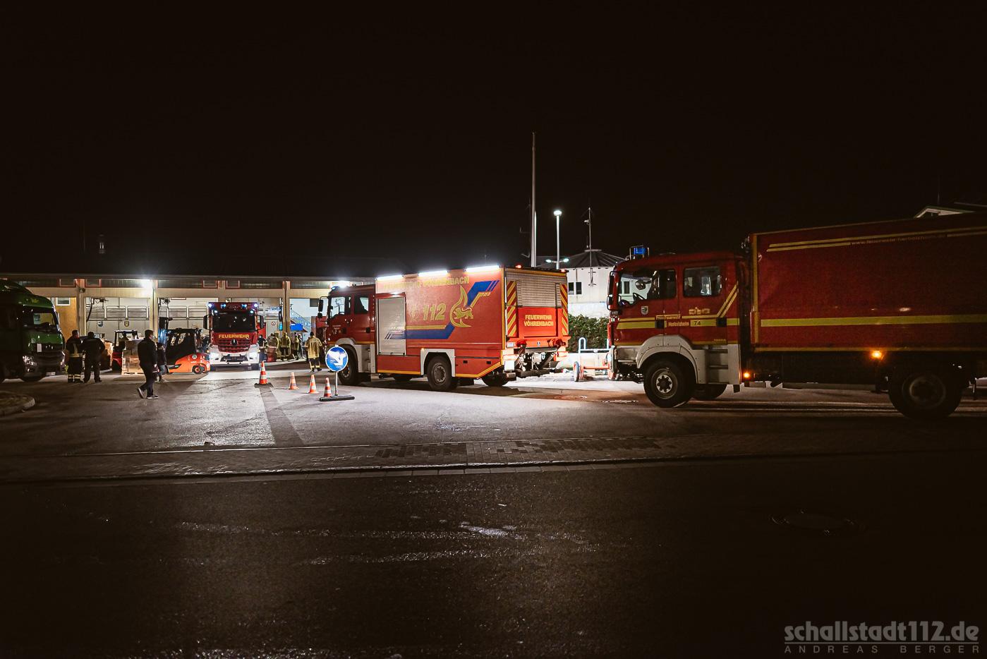 Hilfstransport GW-L2 Erdbeben Kroatien