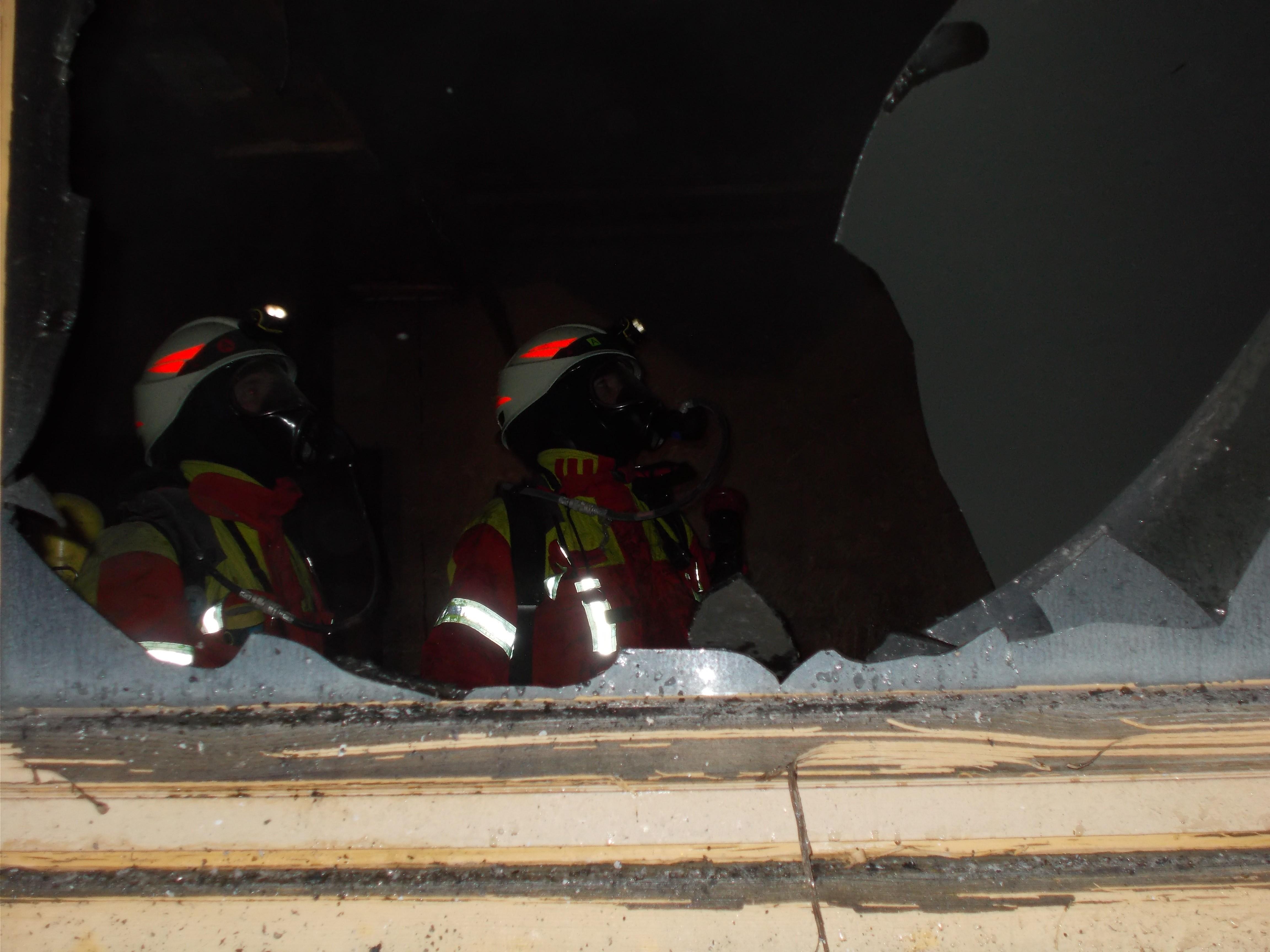 17 / 2021 Gebäudebrand
