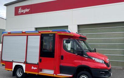 Es ist da…..das neue Fahrzeug der Abteilung Langenbach ist eingetroffen
